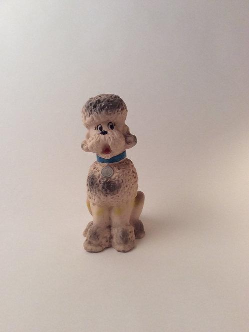 Caniche jouet & décoration vintage