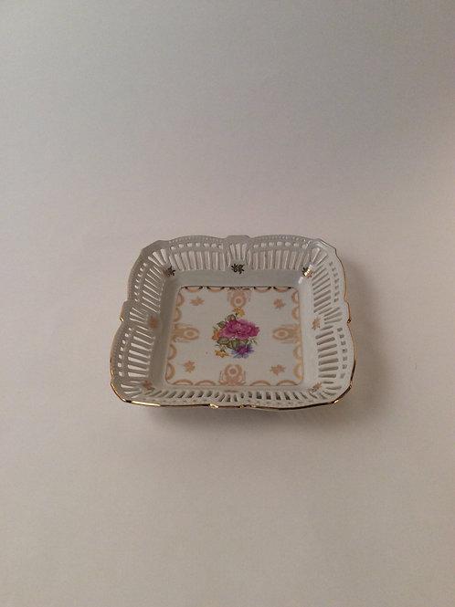 vide poche en porcelaine vintage