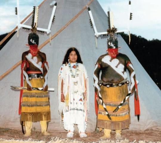 HH Mescalero Apache