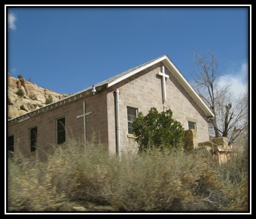 Hopi Church
