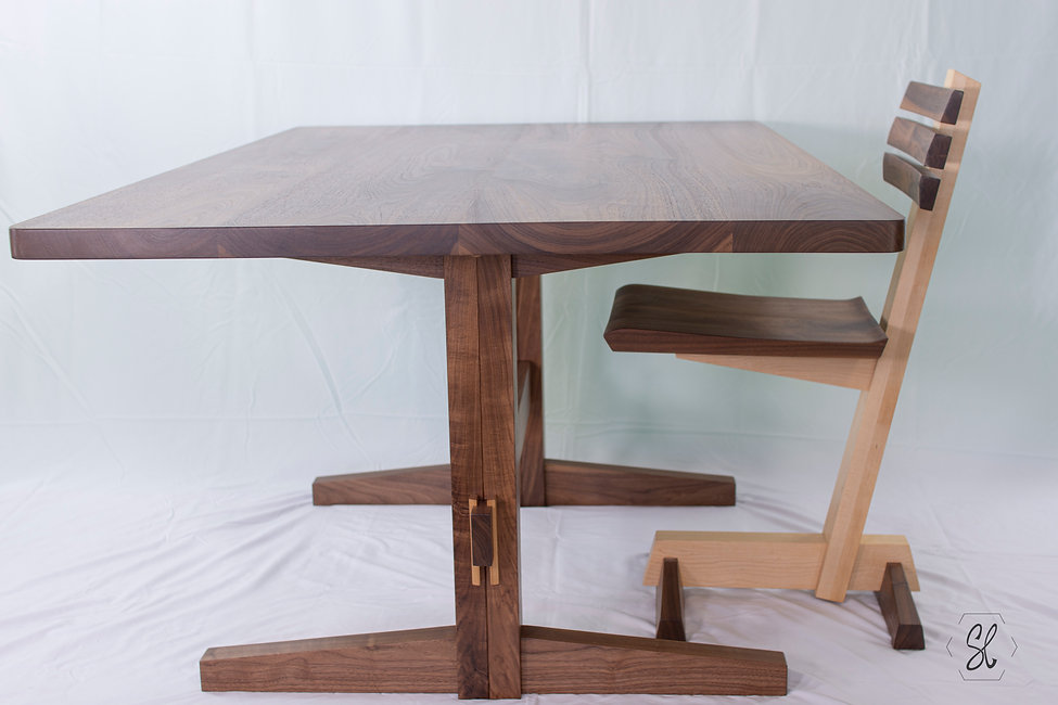 Table a diner Samuel Lemay avec Chaise S