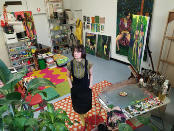 Amanda Joy Calobrisi 'Shifting the Mind to Tender'