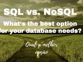 SQL versus NoSQL