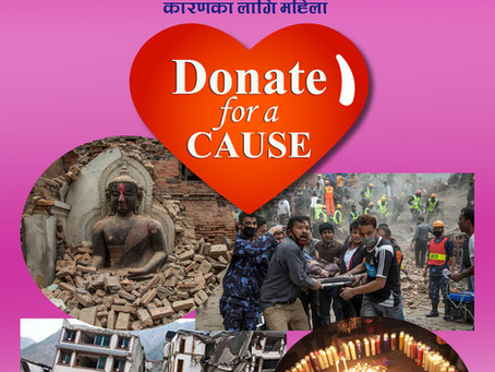 Help Earthquake Victims in Nepal