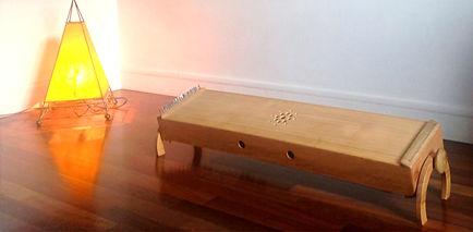 Monocorde - Instruments utilisés avec la sonothérapie et le massage sonore