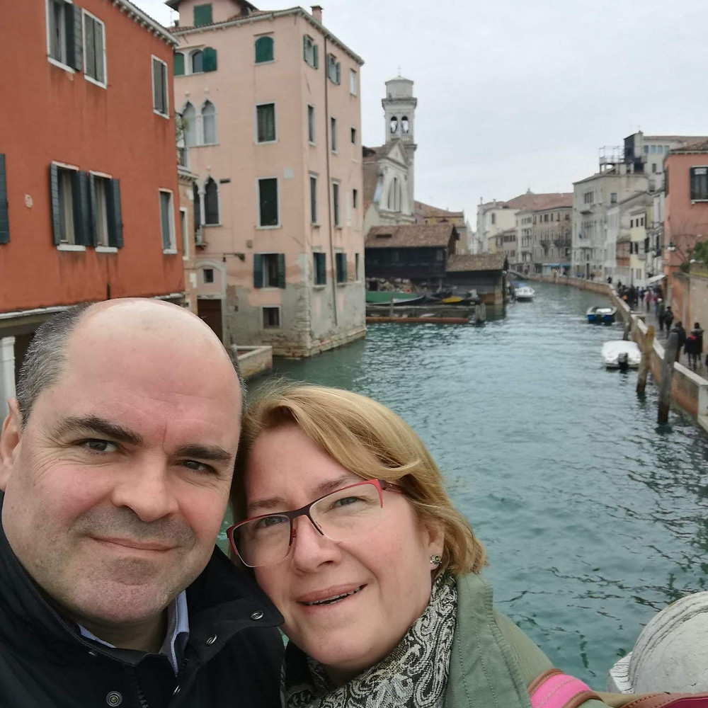 Descubriendo Venecia en pareja