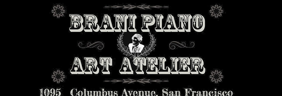 Brani Piano Art Atelier North Beach San Francisco