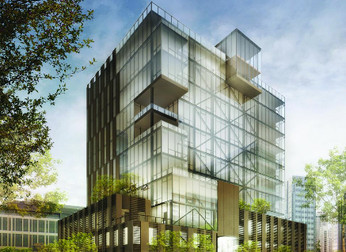 Building a legacy: Construction begins on 12-story South Lake Union office complex