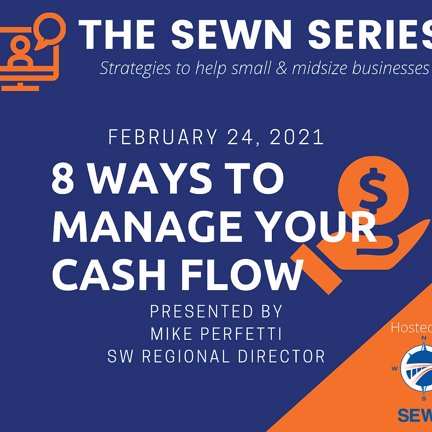 8 Ways to Manage Your Cash Flow