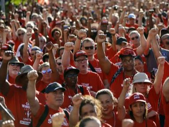No Seat at the Table:  Steven Greenhouse on Labor's Silenced Voice