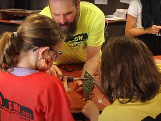 STEM Education, Advanced Manufacturing Dispel 'Rust Belt' Image