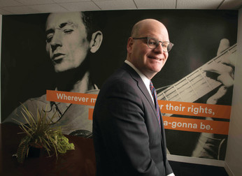Bank for union workers embraces socially responsible causes
