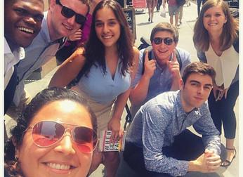 The Heartland-Kalmanovitz Fellows Take New York!