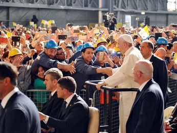Pope Francis' Union Message