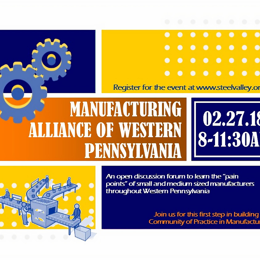 Manufacturing Alliance of Western PA