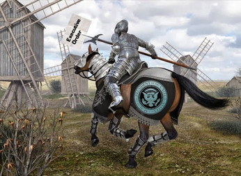The Don Quixote Edition - Tilting at Windmills