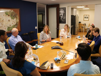 Updates on the Heartland Georgetown Labor-Capital Summer Fellowship