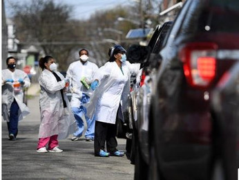 NJ Transit bus union takes coronavirus testing into its own hands, sets up site for members