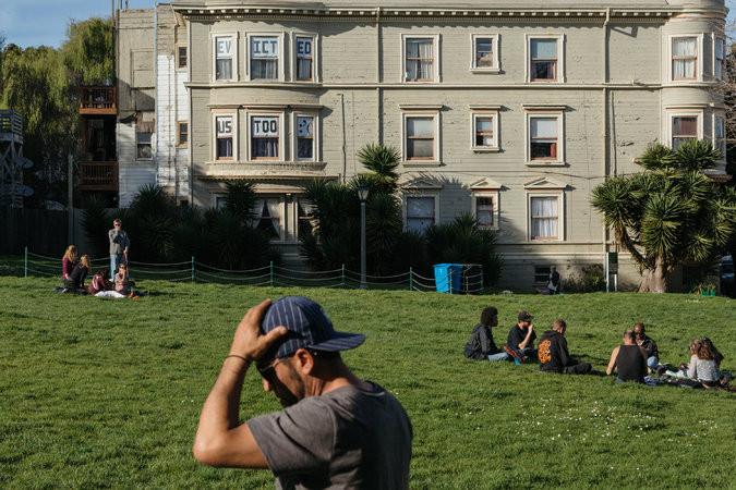 San Francisco, Duboce Park