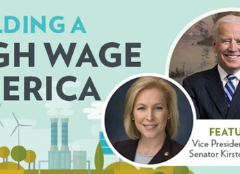 Join Us in DC with VP Biden and Sen Gillibrand