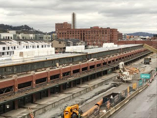 Stores in Pittsburgh's landmark Produce Terminal could move in by October