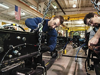 Americans Believe Manufacturing Industry Critical to Country's Prosperity