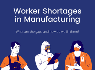 The Ongoing Worker Shortage