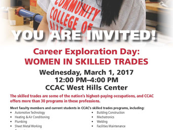 Women in Skilled Trades Symposium
