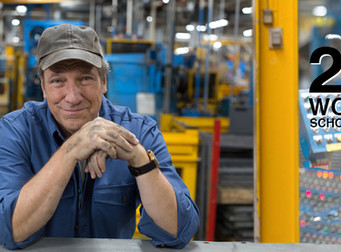 Mike Rowe on when to Pursue Trades, Passion and Opportunity