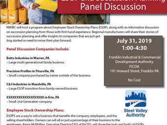 ESOP & Succession Planning - Panel Discussion
