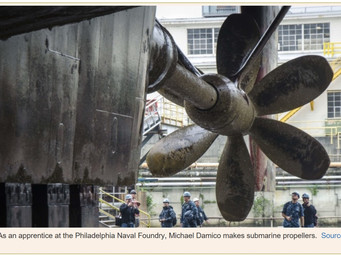 From Masonry to Molding: A Philadelphia Navy Apprentice's Journey