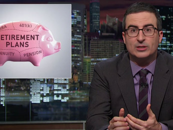 John Oliver's criticism helps fiduciary duty go prime time