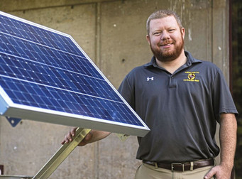 Alternative energy is driving demand for electrical workers — and technical schools must keep up