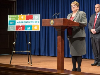 State announces industrial apprenticeship program