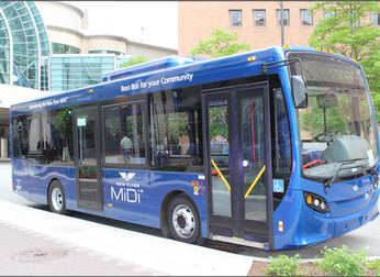 KPS Builds New North American Efficient Bus Transit Platform
