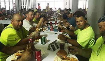 HIT Appreciates Union Workers in Saint Paul