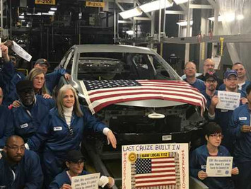 Closure of General Motors' Lordstown plant was not inevitable. It resulted from GM's own mismanageme