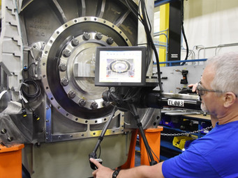 GE's 'brilliant' factory in Grove City puts new life in old engines