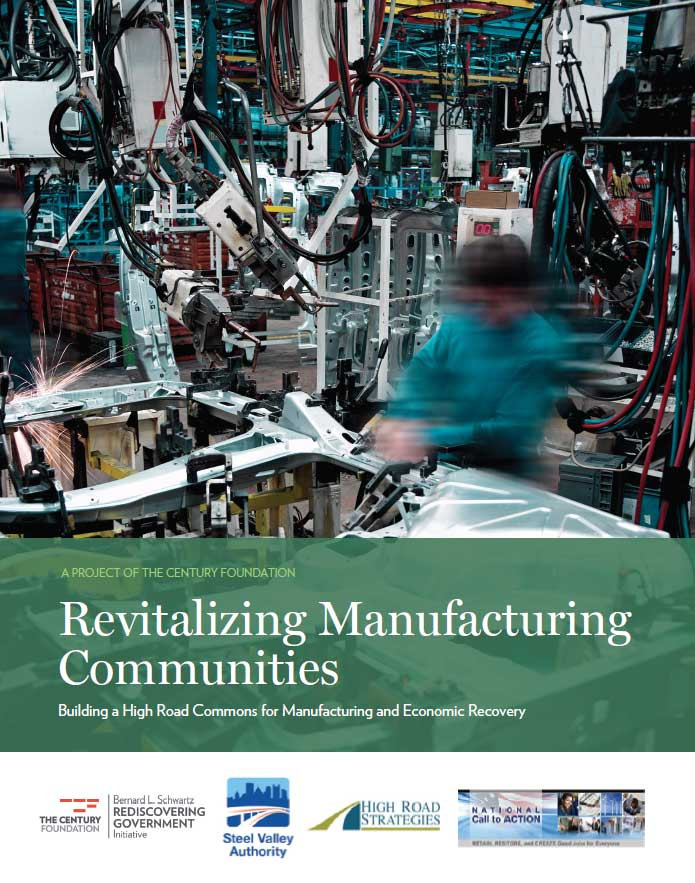 Revitalizing Manufacturing