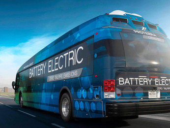 Electric buses are coming, and they're going to help fix 4 big urban problems
