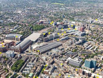 King's Cross has become London's biggest, buzziest tech hub