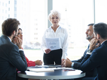 Momentum Builds For More Women On Boards