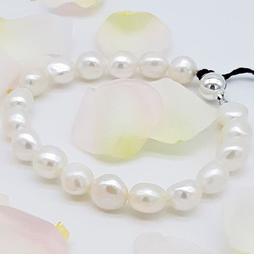 BAROQUE FRESH WATER PEARL BRACELET