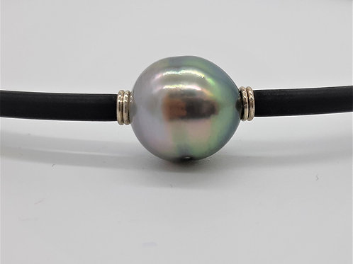 SOUTH SEA COLOURFUL PEARL NECKLET
