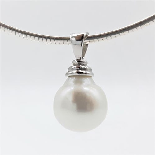 LARGE BROOME SOUTH SEA PEARL PENDANT