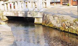 醒井の地蔵川