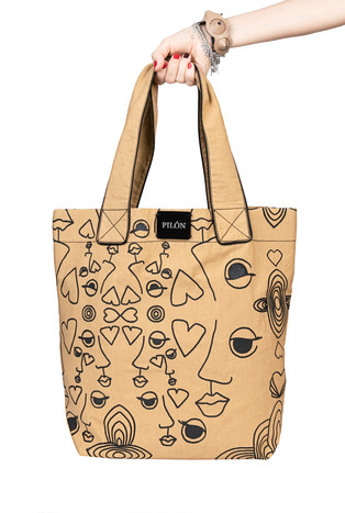 Tote Bag Surreal Somos