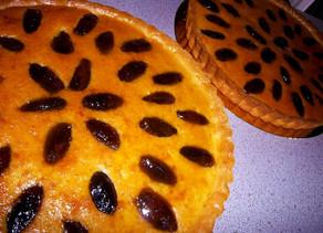 Almond and Dates Tart