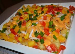 Healthy Cheesy Potatoes !