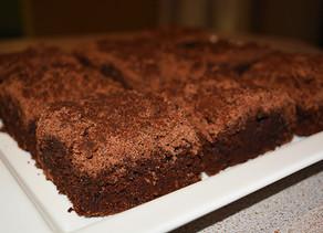 Chocolate Crumble Brownies